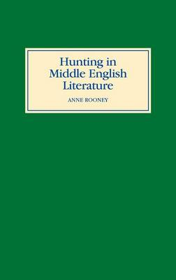 Hunting in Middle English Literature (Hardback)