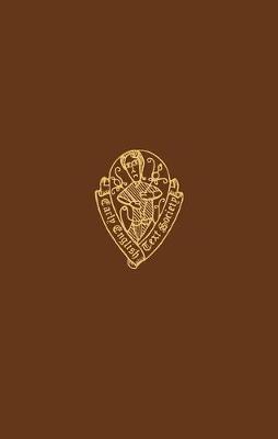 Jacob's Well - Early English Text Society Original Series (Hardback)
