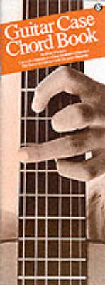 Guitar Case Chord Book (Book)