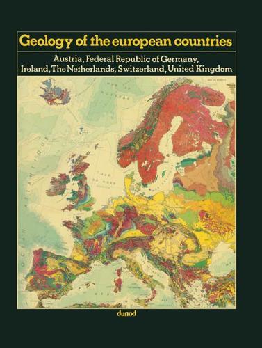 Geology of the European Countries (Hardback)