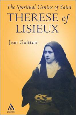 Spiritual Genius of St.Therese of Lisieux (Paperback)