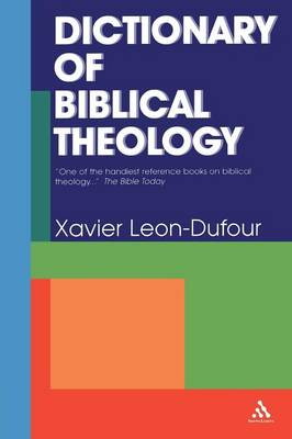 Dictionary of Biblical Theology (Paperback)