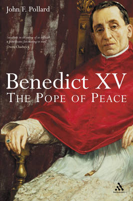 Benedict XV: The Pope of Peace (Paperback)