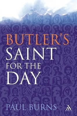 Butler's Saint for the Day (Hardback)