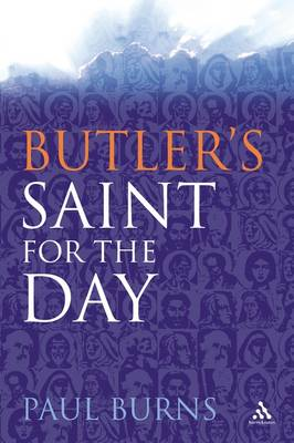 Butler's Saint for the Day (Paperback)