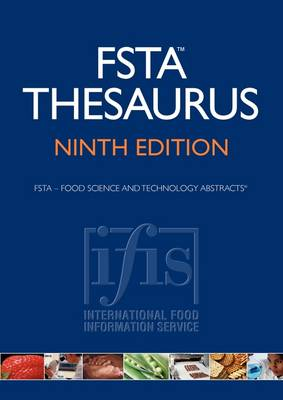 FSTA Thesaurus Ninth Edition (Paperback)
