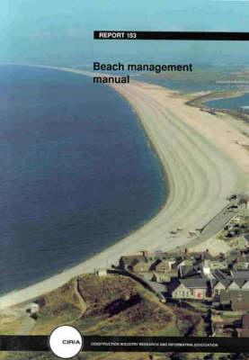 Beach Management Manual (Hardback)