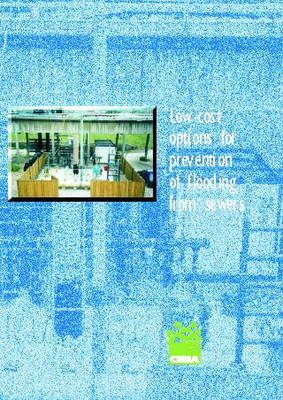 Low Cost Options for Prevention of Flooding from Sewers (Paperback)