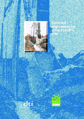 Remedial Engineering for Closed Landfill Sites (Paperback)