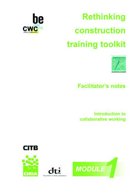 The Collaborative Working Training Pack: C576: Supply Chain Good Practice