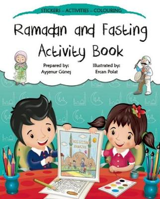 Ramadan and Fasting Activity Book - Discover Islam Sticker Activity Books (Paperback)