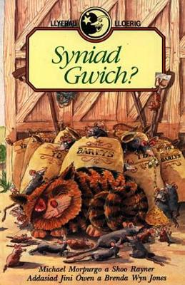 Llyfrau Lloerig: Syniad Gwich? (Paperback)