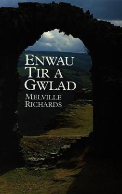 Enwau Tir a Gwlad (Paperback)