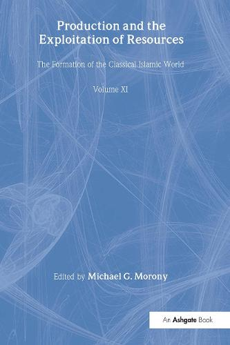 Production and the Exploitation of Resources - The Formation of the Classical Islamic World (Hardback)