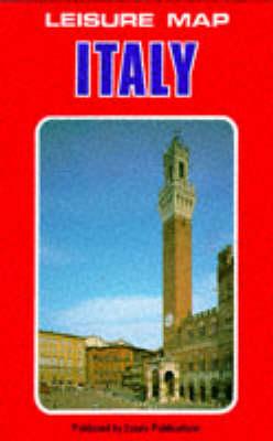 Italy - European Leisure Map S. (Sheet map, folded)