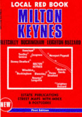 Milton Keynes - Local Red Book S. (Paperback)