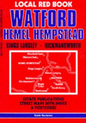 Watford, Hemel Hempstead - Local Red Book S. (Paperback)
