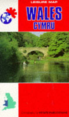 Wales - General Maps for the Tourist S. (Sheet map, folded)