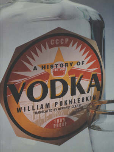 A History of Vodka - Interverso (Paperback)