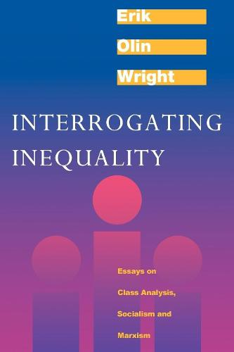 Interrogating Inequality: Essays on Class Analysis, Socialism and Marxism (Paperback)