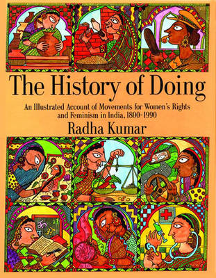The History of Doing: Women's Movement in India (Paperback)
