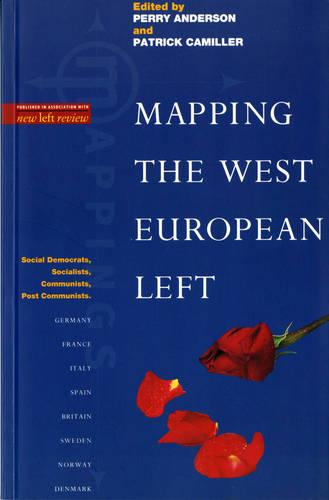 Mapping the Western European Left (Paperback)