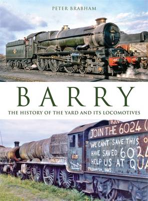 Barry: The History of the Yard and Its Locomotives (Hardback)