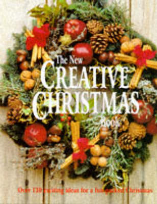 New Creative Christmas Book (Paperback)