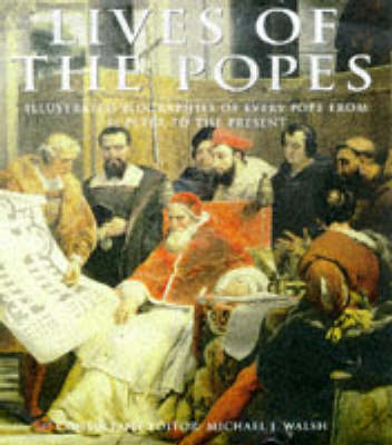 Illustrated Lives of the Popes (Hardback)