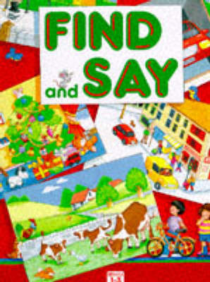 Find and Say (Board book)