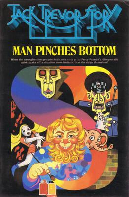 Man Pinches Bottom (Paperback)