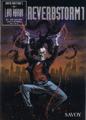 Lord Horror: Reverbstorm No.8 - Reverbstorm No 1 (Paperback)