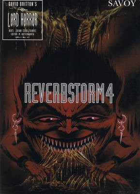 Lord Horror: Reverbstorm No.11 - Reverbstorm No 4 (Paperback)