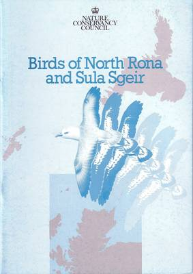 Birds of North Rona and Sula Sgeir (Paperback)