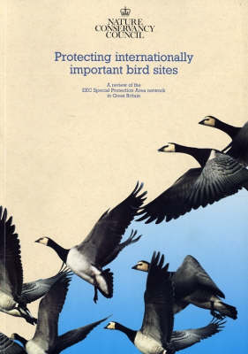 Protecting Internationally Important Bird Sites: A Review of EEC Special Protected Area Network in Great Britain (Paperback)