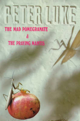 The Mad Pomegranate and the Praying Mantis: An Andalusian Adventure (Hardback)