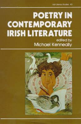 Poetry in Contemporary Irish Literature - Studies in Contemporary Irish Literature (Hardback)