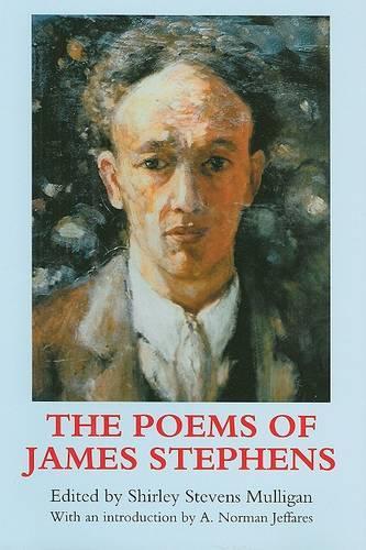 The Poetry of James Stephems (Hardback)