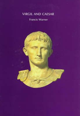 Virgil and Caesar - Oxford Theatre Texts No. 11 (Hardback)