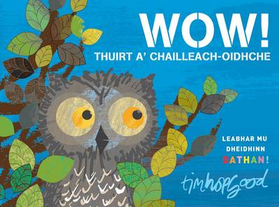 Wow! Thuirt A' Chailleach-oidhche (Paperback)