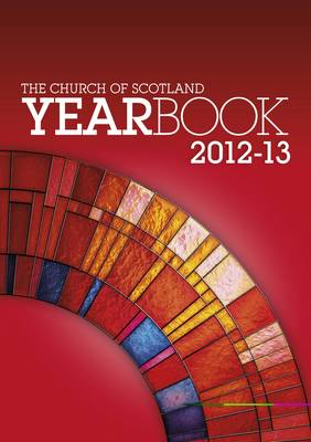 Church of Scotland Yearbook 2012-13 (Paperback)