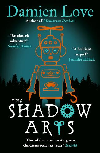 The Shadow Arts (Paperback)