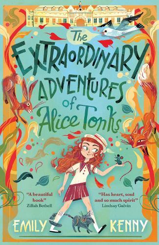 The Extraordinary Adventures of Alice Tonks (Paperback)