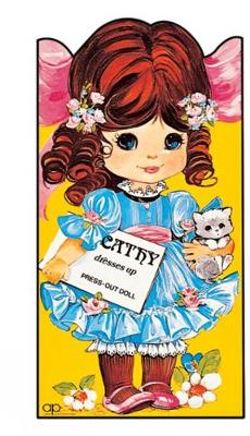 Cathy Dresses Up: Press Out Doll Book - Giant doll dressing books (Paperback)