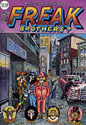 Freak Brothers: No. 4 (Paperback)