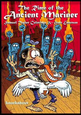 The Rime Of The Ancient Mariner: Cartoons (Hardback)