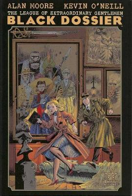The League Of Extraordinary Gentlemen Black Dossier (Paperback)