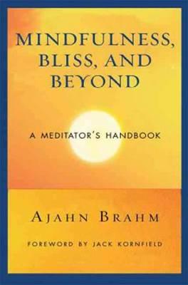 Mindfulness Bliss and Beyond: A Meditator's Handbook (Paperback)