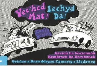 Yec'hed Da! Geriou Ha Frazennou Kembraek Ha Brezhonek / Iechyd Da! Geiriau a Brawddegu Cymraeg a Llydaweg (Paperback)