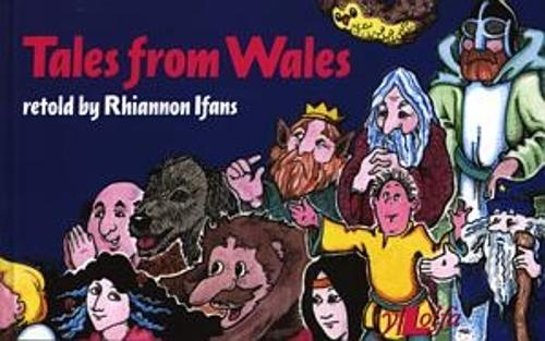 Tales from Wales (Paperback)